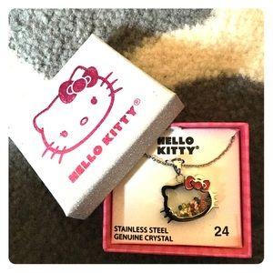 Hello kitty necklace